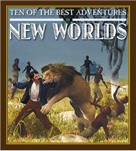 Ten of the Best Adventures in New Worlds - PB