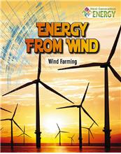 Energy from Wind: Wind Farming - HC