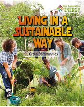 Living in a Sustainable Way: Green Communities - PB