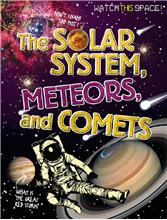 The Solar System, Meteors, and Comets - HC