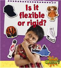 Is it flexible or rigid? - PB