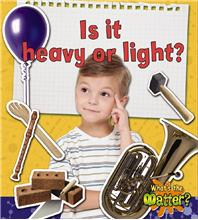 Is it heavy or light? - PB