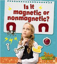 Is it magnetic or nonmagnetic? - PB