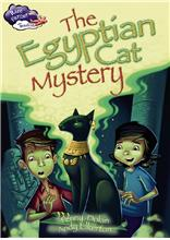 The Egyptian Cat Mystery - PB
