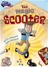 The Magic Scooter - PB