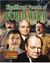 Significant People of World War II - PB