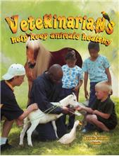 Veterinarians help keep animals healthy - PB