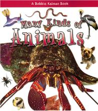 Many Kinds of Animals - PB