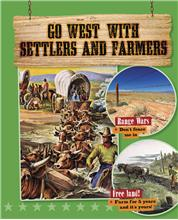 Go West with Settlers and Farmers - HC