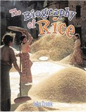 The Biography of Rice - HC