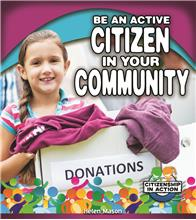 Be an Active Citizen in Your Community - HC