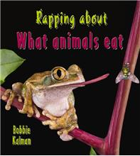 Rapping about What animals eat - HC