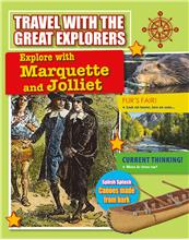 Explore with Marquette and Jolliet - HC