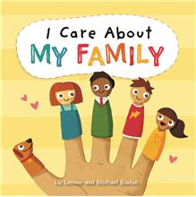 978-1-4271-2897-3 I Care About My Family - PB