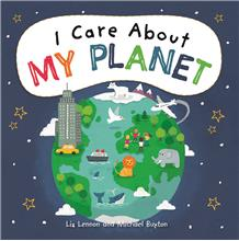 978-1-4271-2900-0 I Care About My Planet - PB