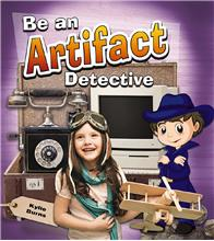 Be an Artifact Detective - PB