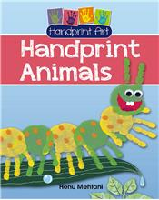 Handprint Animals - PB