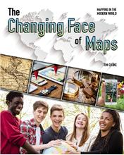 The Changing Face of Maps - HC