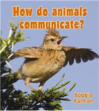 How do animals communicate? - PB