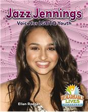 Jazz Jennings: Voice for LGBTQ Youth - HC