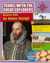 Explore with Sir Walter Raleigh - HC