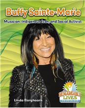 Buffy Sainte-Marie: Musician, Indigenous Icon, and Social Activist - HC