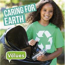 Caring for Earth - HC