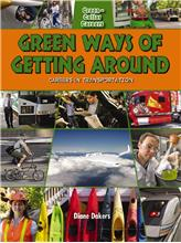 Green Ways of Getting Around: Careers in Transportation - PB
