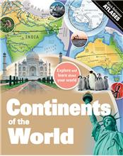 Continents of the World - HC