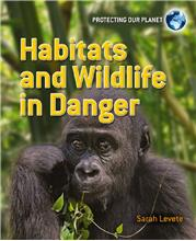 Habitats and Wildlife in Danger - PB