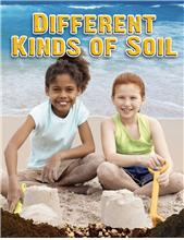 Different Kinds of Soil - PB