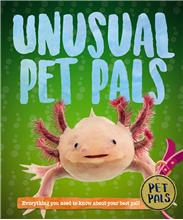 Unusual Pet Pals - HC