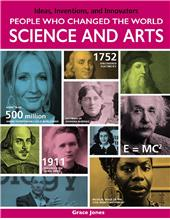 People Who Changed the World: Science and Arts - PB