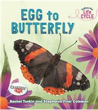 Egg to Butterfly - PB