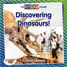 Discovering Dinosaurs! - PB