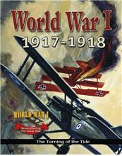 World War I: 1917�1918 — The Turning of the Tide - eBook