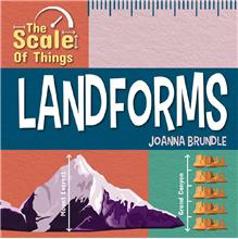 The Scale of Landforms - PB