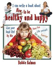 I can write a book about how to be healthy and happy-ebook