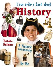 I can write a book about history - PB
