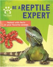 Be a Reptile Expert - HC