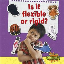Is it flexible or rigid?-ebook