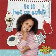 Is it hot or cold?-ebook