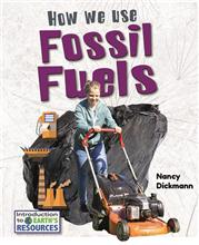 How We Use Fossil Fuels - PB