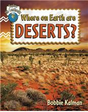 Where on Earth are Deserts? - eBook