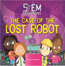 The Case of the Lost Robot - HC