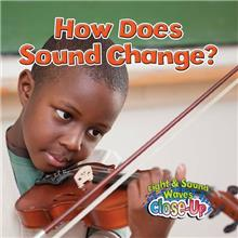 How Does Sound Change? - eBook