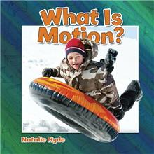 What Is Motion? - eBook