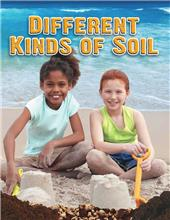 Different Kinds of Soil - eBook