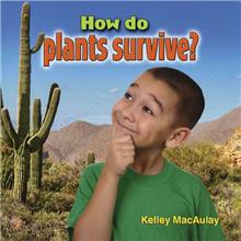 How do plants survive? - eBook