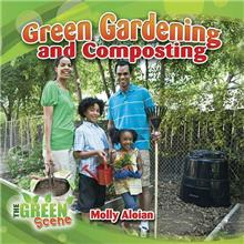 Green Gardening and Composting - eBook